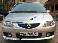 Cần bán xe Mazda Premacy đời 2003, màu bạc chính chủ, giá chỉ 275 triệu