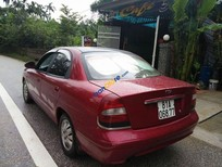 Bán xe Daewoo Nubira năm sản xuất 2001, màu đỏ