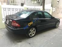 Bán Mercedes C240 đời 2004, màu đen