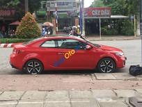 Bán xe Kia Cerato Koup đời 2009, màu đỏ, xe nhập