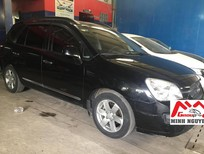 Cần bán lại xe Kia Carens EX 2008, màu đen, nhập khẩu chính hãng, 405tr