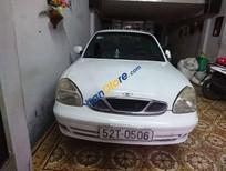 Bán xe cửa Daewoo Nubira đời 2001, màu trắng