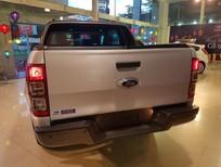 Bán Ford Ranger Wildtrak 3.2 đời 2016, màu bạc, nhập khẩu, giá 850tr
