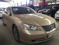 Bán xe Lexus_Es_350 màu vàng cát, sản xuất 2007, đăng ký 2008, số tự động Odo 43.000km.