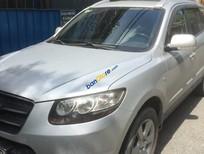 Bán Hyundai Santa Fe MLX 2008, màu bạc, nhập khẩu