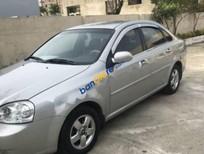 Bán Daewoo Lacetti EX đời 2009, màu bạc còn mới, giá 297tr