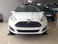 Bán Ford Fiesta 1.5AT Sport năm 2017, màu trắng, giá bán cạnh tranh