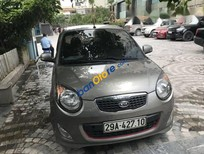 Cần bán xe Kia Morning AT sản xuất 2009, màu xám, nhập khẩu nguyên chiếc