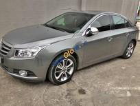 Bán Daewoo Lacetti CDX đời 2010, màu xám, xe nhập, giá 338tr