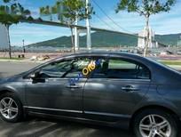 Cần bán lại xe Honda Civic AT 2011, màu đen