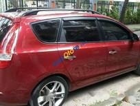 Cần bán lại xe Hyundai i30 CW 2009, màu đỏ