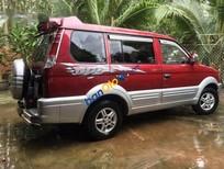 Bán gấp Mitsubishi Jolie đời 2002, màu đỏ, giá 152tr