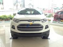 Bán Ford EcoSport 1.5L MT Trend 2017, màu trắng, giá bán thương lượng