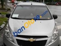 Cần bán lại xe Chevrolet Spark AT đời 2012, màu bạc