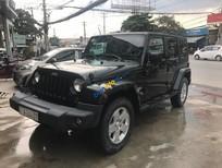 Cần bán gấp Jeep Wrangler sản xuất 2009, phiên bản cao cấp nhất