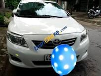 Bán xe Toyota Corolla altis MT sản xuất 2008, màu trắng xe gia đình, giá 415tr