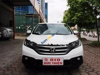 Bán xe Honda CR V 2.0 AT 2013, màu trắng, nhập khẩu chính chủ, giá tốt
