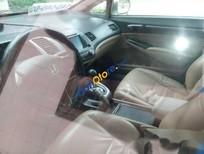 Cần bán gấp Honda Civic AT đời 2008, giá 330tr