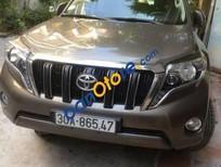 Bán ô tô Toyota Prado AT đời 2015, nhập khẩu