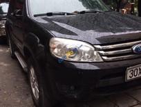 Cần bán lại xe Ford Escape 2.3XLS 2009, màu đen, giá 399tr