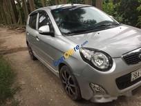 Cần bán lại xe Kia Morning MT đời 2010, màu bạc, 205 triệu