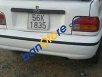Bán xe Kia Pride đời 1995, màu trắng xe gia đình