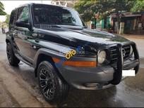 Bán ô tô Ssangyong Korando AT-TX5 2004, màu đen, xe nhập