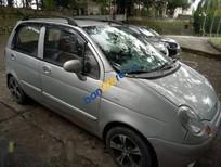 Bán xe Daewoo Matiz sản xuất 2007, màu bạc