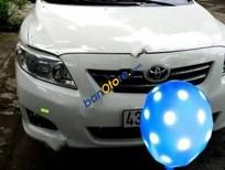 Bán Toyota Corolla Altis 1.8G MT 2008, màu trắng số sàn
