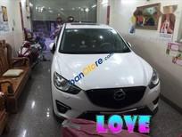 Chính chủ bán xe Mazda CX 5 AT đời 2015, màu trắng