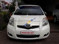Cần bán lại xe Toyota Yaris 1.3 AT đời 2010, màu trắng, nhập khẩu chính chủ, 450tr
