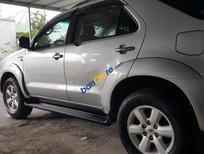 Cần bán Toyota Fortuner V năm 2011, màu bạc, 565 triệu