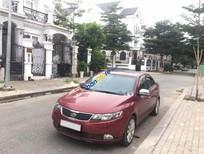 Cần bán gấp Kia Forte SX 1.6 AT đời 2012, màu đỏ mới chạy 29.000 km