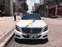 Cần bán gấp Mercedes S400 đời 2016, màu trắng như mới