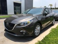 Bán xe Mazda 3 1.5L đời 2017, màu nâu, 649 triệu