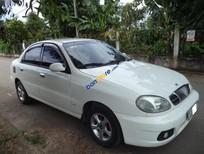 Cần bán gấp Daewoo Lanos SX 2004, màu trắng chính chủ giá cạnh tranh