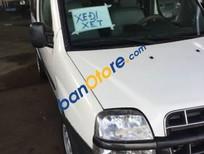 Bán gấp Fiat Doblo đời 2003, màu trắng, giá 90tr