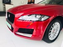 Bán Jaguar XF Pure năm 2017, màu đỏ, xe nhập