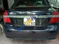 Cần bán Chevrolet Chevyvan đời 2011, màu đen