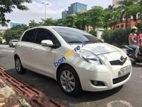 Cần bán xe Toyota Yaris 1.3AT 2010, màu trắng, nhập khẩu nguyên chiếc, giá 440tr