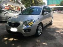 Bán xe Kia Carens 2.0AT đời 2012, màu bạc