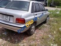 Bán xe Kia Pride B 1996, màu bạc