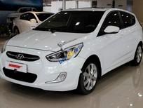 Bán ô tô Hyundai Accent 1.4 AT năm 2015, màu trắng, nhập khẩu Hàn Quốc số tự động, giá 474tr