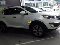Cần bán gấp Kia Sportage 2WD năm 2013, xe đăng ký biển Sài Gòn