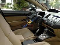 Cần bán lại xe Honda Civic 1.8 AT năm 2012, màu xám số tự động, 545tr