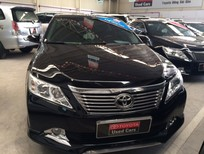 Bán Toyota Camry 2.5Q 2012, màu đen