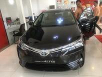 Bán ô tô Toyota Corolla altis E CVT đời 2018, màu đen