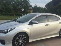 Xe Toyota Corolla altis 2.0V 2014, màu bạc, chỉ 720 triệu