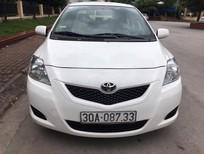 Bán Yaris Sedan AT chính chủ mua mới tinh 2010 mầu trắng, xe nhập khẩu số tự động