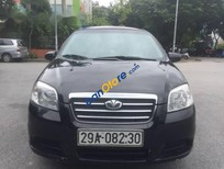 Bán Daewoo Gentra đời 2011, màu đen, nhập khẩu xe gia đình giá cạnh tranh